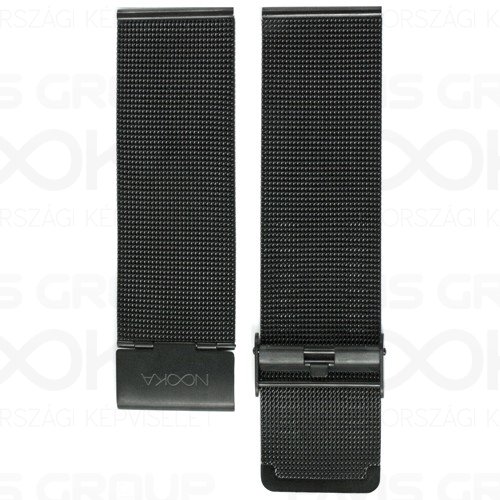 28mm Mesh Black IP
