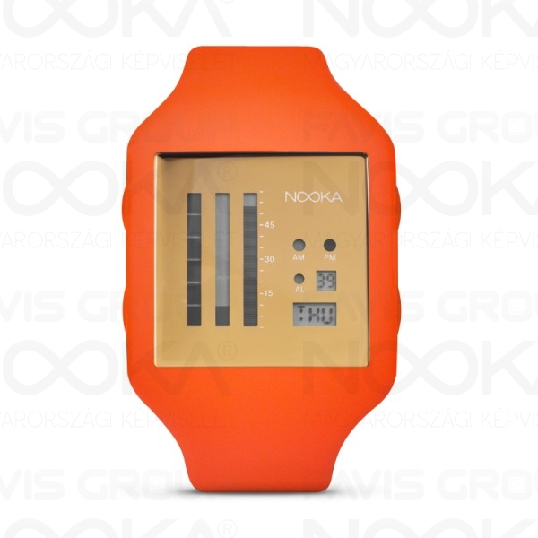 Zub Zen-V 20 Orange/Gold